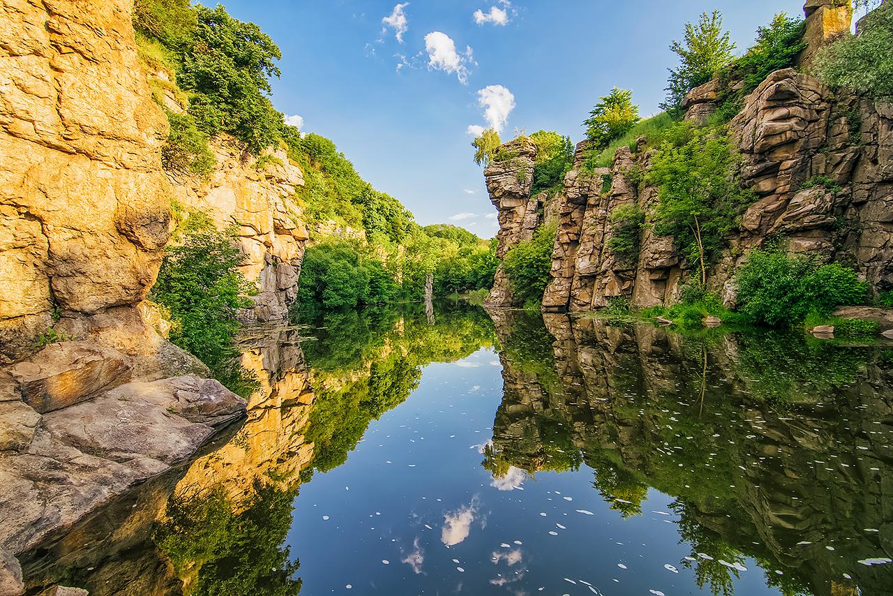 Буцький каньйон, Черкащина – цікаві факти, як доїхати – md-ukraine