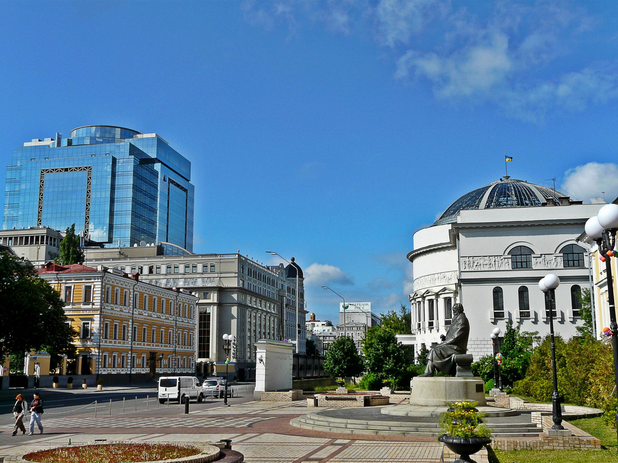 Володимирська вулиця, Київ: ТОП-10 пам'яток, як дістатися - md-ukraine